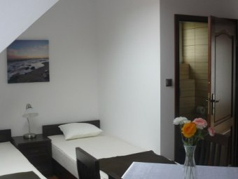 Apartamenty w Łazach