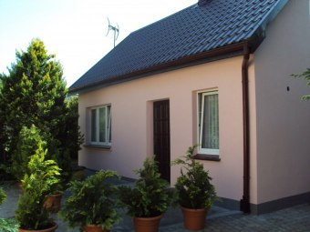 Domek z ogrodem 4-6os (max9) PUCK p/ Władysławowem