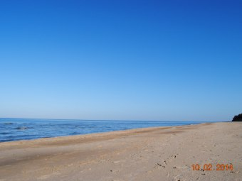 Morska Osada Pleśna domki