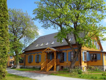"""Ośrodek """"Wenecja"""" ( domki i pokoje)"""