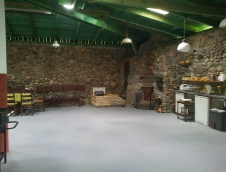 Imprezownia Kamienna sala