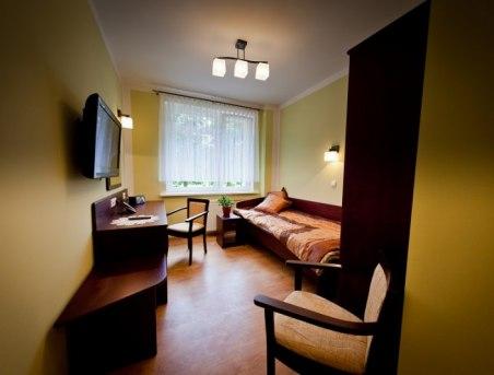 Pokój 1-os. Lux
