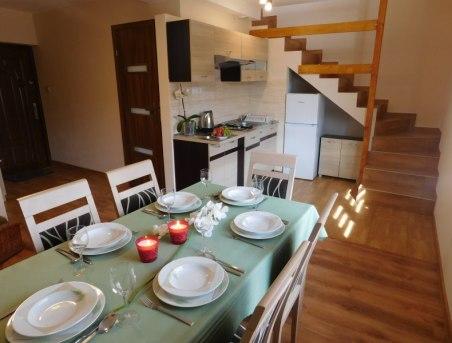 Apartament 6-8 osobowy