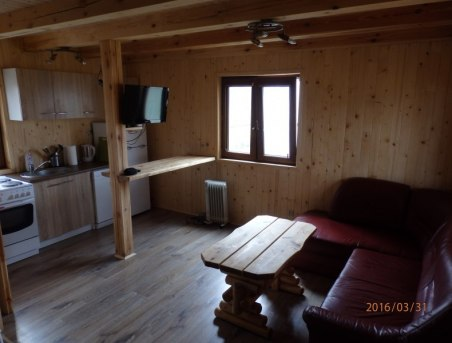 Domek - Wyspa Sobieszewska