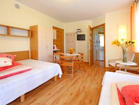Pokój 3-os duży na piętrze
