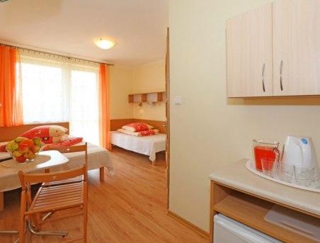 Pokój 3-osobowy na piętrze