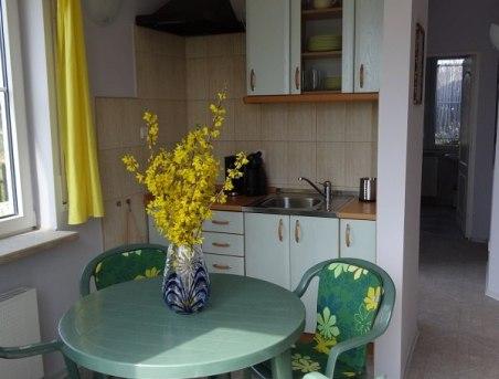 Willa Chabrowa- Apartament B- aneks kuchenny