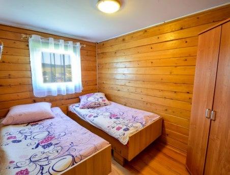 Pokój w domku Bieszczadzka Miejscówka Zawóz