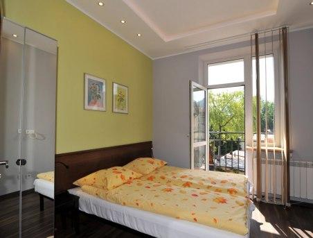 Ap. 2 pokojowy-sypialnia