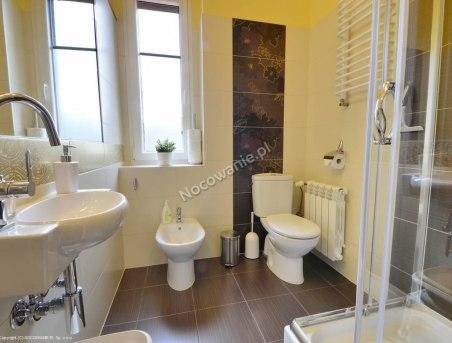 łazienka - Apartament Kominkowy