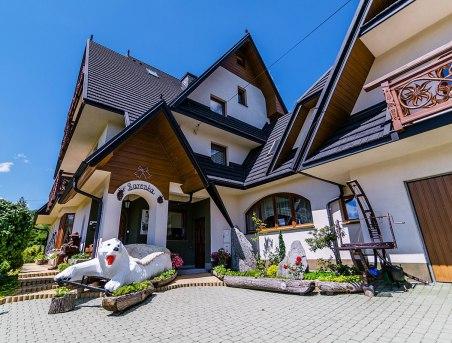 Dom Wypoczynkowy Sarenka