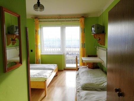 Pokoje u Chmielakow