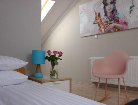 U Zuzanny - jedna z 8 sypialni
