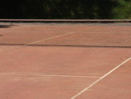 U Zuzanny - kort tenisowy do Waszej dyspozycji