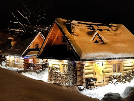 Domki w Górach pod Wyciagiem Zakopane