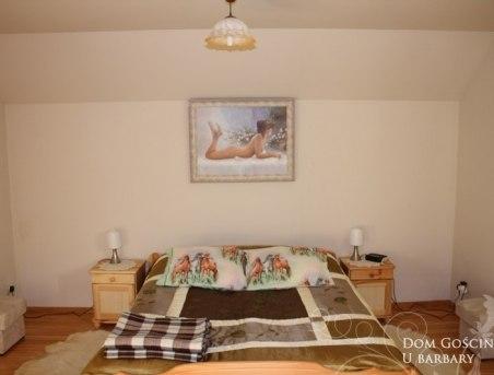 apartament dwupokojowy-sypialnia