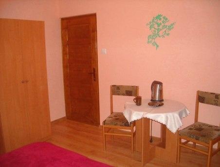 pokój 2-osobowy z łazienką i prywatnym balkonem