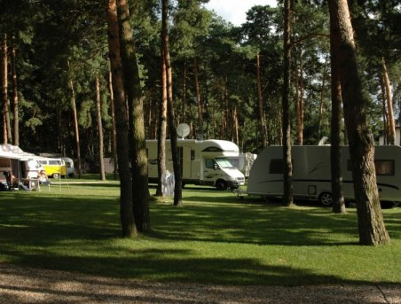 motel camping WOK