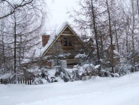 w zimie u nas pięknie
