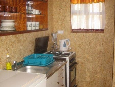 kuchnia domek 4osobowy