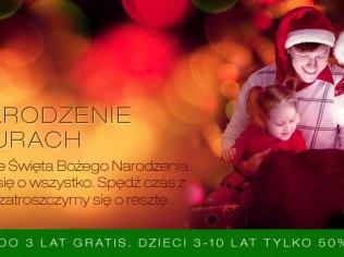 Boże Narodzenie 2021 - ZALESIE MAZURY ACTIVE SPA