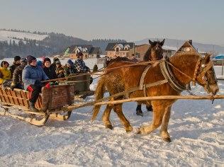 Ferie zimowe - Dom Wczasowy Kinga i Domki