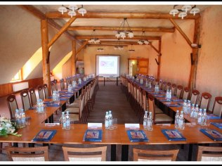 Konferencje - Rancho Pod Bocianem