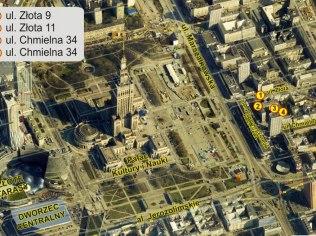 Oferta Last Minute - NWW Noclegi w Centrum Warszawy