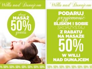 Promocja dla naszych gości - Willa nad Dunajcem