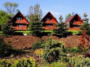 Całoroczne domki z kominkami Stokrotka- Bieszczady