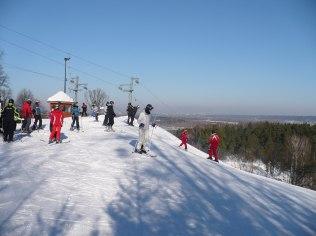 Sezon narciarski - Dom Pod Kasztanami noclegi i rejsy motorówką