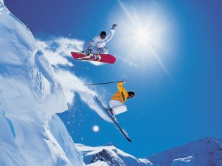 Sezon narciarski - Gościniec Amon