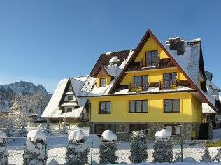 Sezon narciarski - Majówka-Zakopane!20min centrum,szlaki,cisza,widok