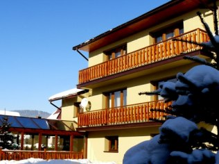 Sezon narciarski - Villa Źródło & SPA Przyjazna Rodzinie