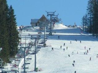 sezon narciarski - Willa Karina Pokoje Gościnne