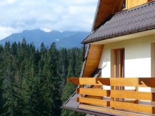 Wakacje w górach - Jedla miejsce gościnne - blisko term