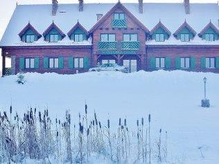 "Ferie zimowe - ""Mazurska Chata"", 480 m od aquaparku"