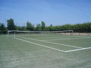 Kort tenisowy - Motel Paradise