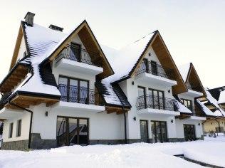 Sezon narciarski - Janówka Apartamenty
