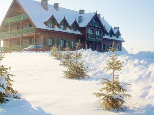 "Sezon narciarski - ""Mazurska Chata"", 480 m od aquaparku"