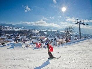 Sezon narciarski - Willa u Jędrusia Noclegi Zakopane od 35 zł