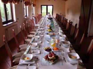 Wesela, Komunie, Chrzciny - Agroturystyka u Rogala