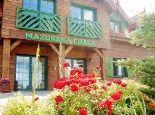 """Wielkanoc - """"Mazurska Chata"""", 480 m od aquaparku"""