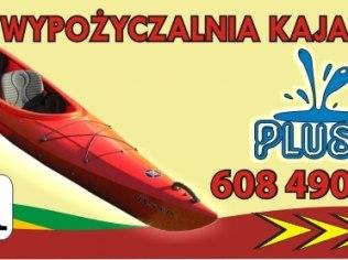Wypożyczalnia kajaków, transport,organizacja spływów kajakowych. - Domki letniskowe FUH PLUSK Henryk Kojałowicz