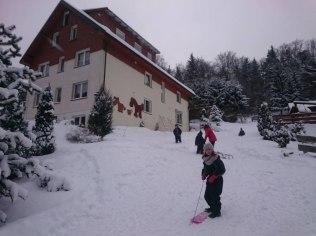 Aktywni zimą! - Agroturystyka Studzienno& Zagroda Rekreacyjna