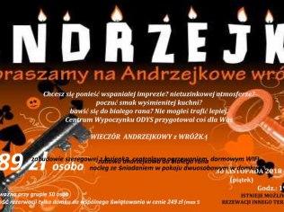 Andrzejki 2018 - Centrum Wypoczynku Odys