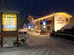 Boże Narodzenie 2019 - U Fojta - Basen & Wyżywienie