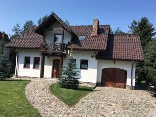 Domek w Lesie - Bodzianka