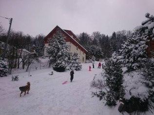 ferie zimowe w górach - Agroturystyka Studzienno& Zagroda Rekreacyjna