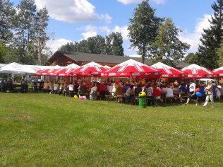 Imprezy integracyjne - Kemping Nad Pilicą
